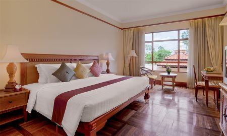 Camera Deluxe - Vista Città - Sokha Angkor Resort - Siem Reap