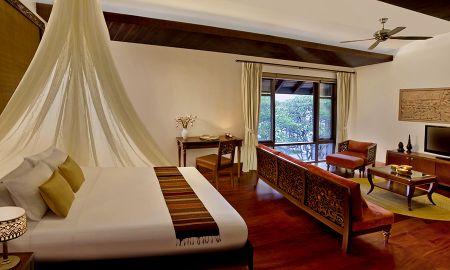 Jim Thompson Suite - Anantara Angkor Resort & Spa - Siem Reap