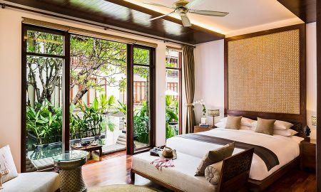 Premier Terrace Suite - Anantara Angkor Resort & Spa - Siem Reap