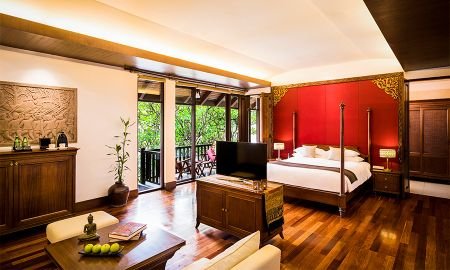 Suite Sothea - Anantara Angkor Resort & Spa - Siem Reap