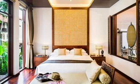 Suite Terrasse - Anantara Angkor Resort & Spa - Siem Reap