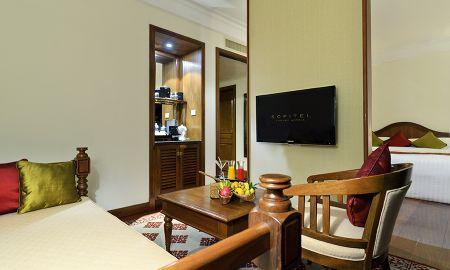 Suite Junior, 1 Letto King, Vista Giardino o Vista Laguna - Sofitel Angkor Phokeethra Golf & Spa Resort - Siem Reap