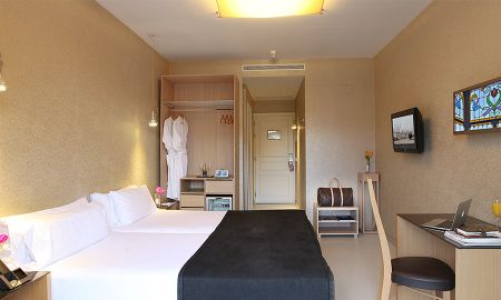 Axel City Double - Single Use - Axel Hotel Barcelona - Barcelona