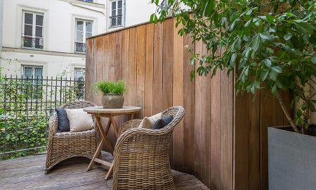 Chambre Supérieure Émotion avec Terrasse - Hotel Hidden - Paris