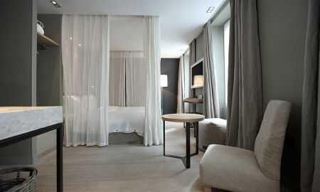 Exception Suite - Hotel Hidden - Paris