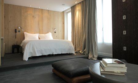 Habitación Excepción - Hotel Hidden - Paris