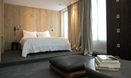 Chambre Exception - Hotel Hidden - Paris