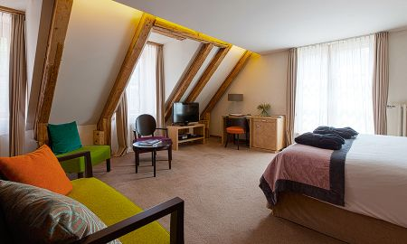 Suite - Dome Hotel & SPA - Riga