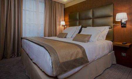 Quarto Superior - L'Edmond Hotel - Paris