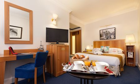 Deluxe Room - Hotel Waldorf Trocadero - Paris