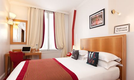 Quarto Individual - Hotel Waldorf Trocadero - Paris