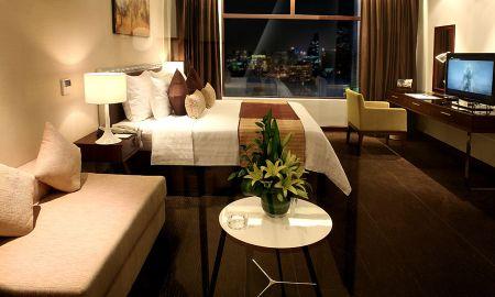 Deluxe Room - Vissai Saigon Hotel - Ho Chi Minh City