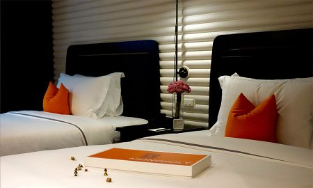 Superior Room - Twin bed - Shinta Mani Angkor - Siem Reap