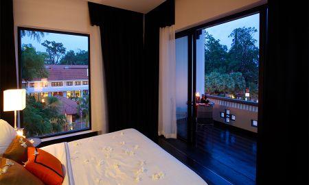 Deluxe Room - King bed - Shinta Mani Angkor - Siem Reap