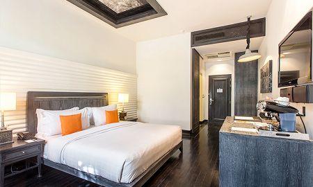 Superior Room - King bed - Shinta Mani Angkor - Siem Reap