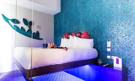 Privilege Room - Five Boutique Hotel Paris Quartier Latin - Paris