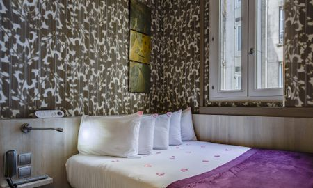 Petite Chambre Double - Five Boutique Hotel Paris Quartier Latin - Paris