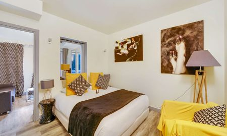 Suite avec jacuzzi - Five Boutique Hotel Paris Quartier Latin - Paris