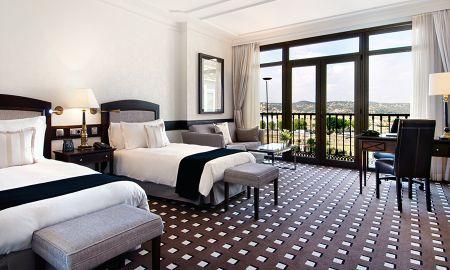 Habitación Deluxe Doble - Eurostars Palacio Buenavista - Toledo