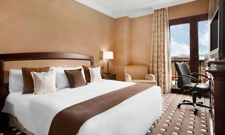 Habitación King Doble - Eurostars Palacio Buenavista - Toledo