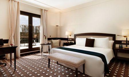 Habitación King Doble Deluxe - Eurostars Palacio Buenavista - Toledo
