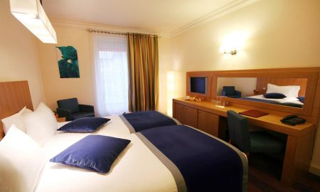 Deluxe Twin Room - 1 Free Drink - Westside Arc De Triomphe - Paris
