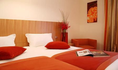 Superior Twin Room - 1 Free Drink - Westside Arc De Triomphe - Paris