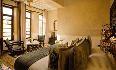 Chambre Standard - Riad Fes - Relais & Châteaux - Fes