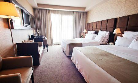 Twin Room - Villa Blanca Urban Hotel - Casablanca