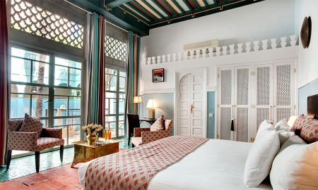 Chambre Double Privilège Sultane - Les Jardins De La Medina - Marrakech