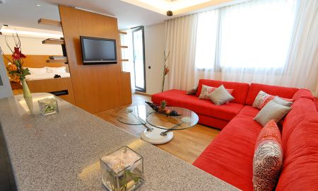 Suite Presidentielle - JM Suites Hotel - Casablanca