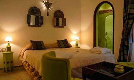 Habitación Estándar - Riad Les Lauriers Blancs - Marrakech