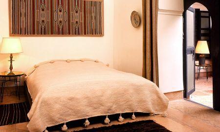 Alep Doppelzimmer - Riyad El Cadi - Marrakesch