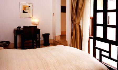 Standard Doppelzimmer - Riyad El Cadi - Marrakesch