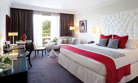 Quarto Superior - Vista ao Jardim - Hôtel La Tour Hassan - Rabat