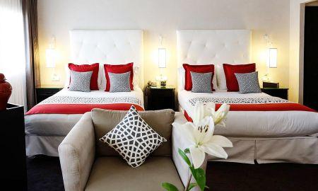 Quarto Deluxe - Hôtel La Tour Hassan - Rabat