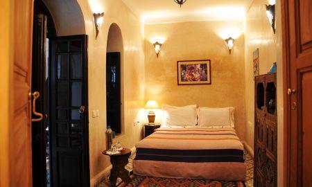 Habitación Indigo - Riad Adriana - Marrakech