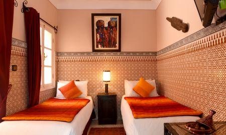 Habitación Kaïss - Riad Shaden - Marrakech