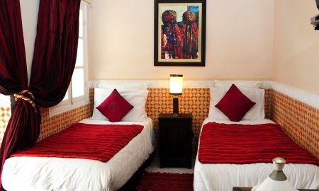 Chambre Kaïss - Riad Shaden - Marrakech