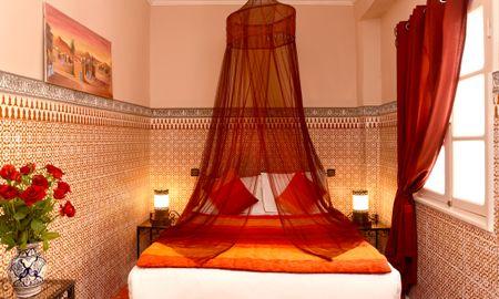 Habitación Leila - Riad Shaden - Marrakech