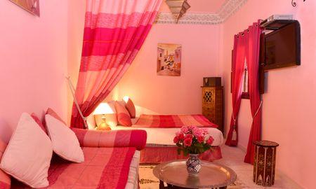 Ouarda Suite - Riad Shaden - Marrakech