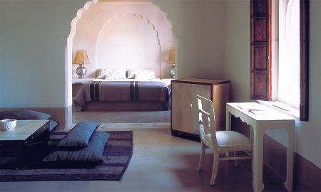 Harim Suite Traditionnelle - Ksar Char Bagh - Marrakech