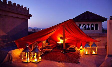 Grande Harim Suite Terrazza - Ksar Char Bagh - Marrakech