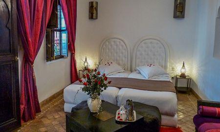 Chambre Standard Sahara - Riad Anya - Marrakech