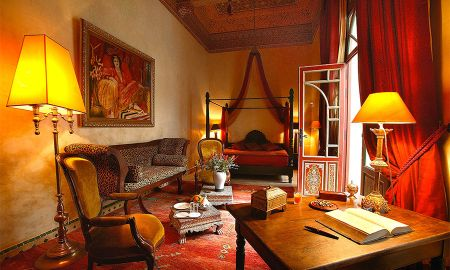 Antinea Room - Riad Ayadina - Marrakech