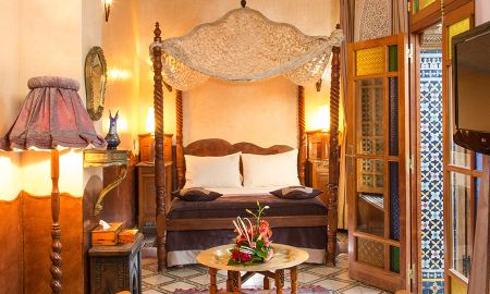 Suite - Riad Dar El Kebira - Rabat