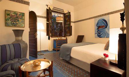 Chambre Double Superieure - Riad Dar Alfarah - Marrakech