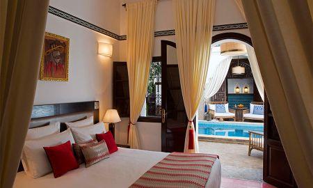 Chambre Standard Double - Riad Dar Alfarah - Marrakech