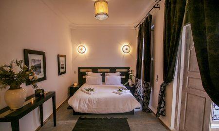 Chambre Standard Double (Wifi gratuit, Petit déjeuner Gratuit) - Riad Anyssates - Marrakech