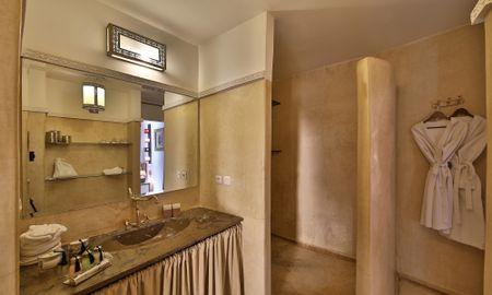 Habitación Superior Doble - Riad Anyssates - Marrakech